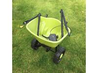 Lawn feed spreader SOLD
