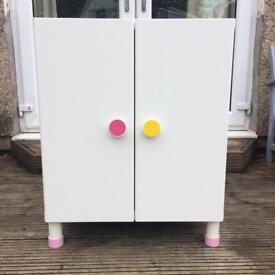 Ikea stuva children's storage cupboard