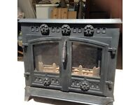 WOOD BURNING STOVE IN AS NEW CONDITION, little used and a bargain at £400. o.n.o.