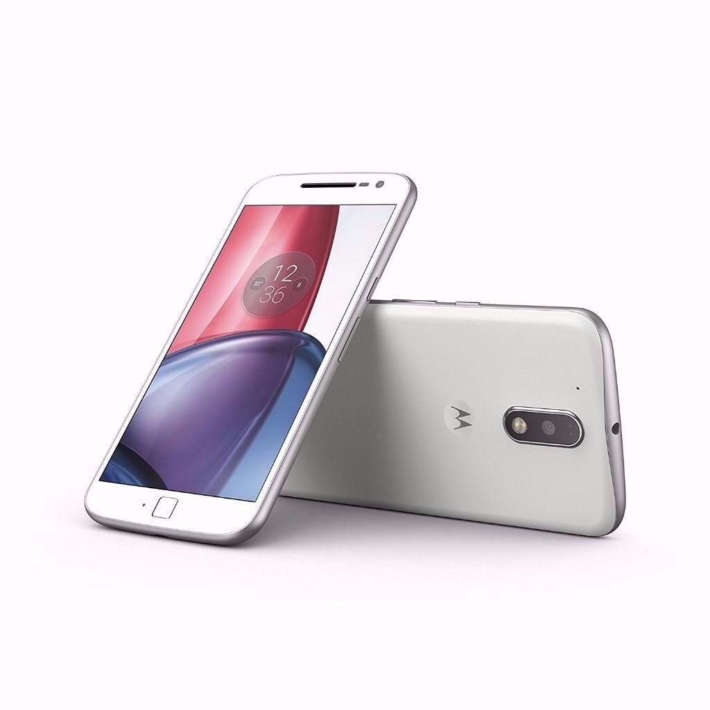 Brand New with Sealed Motorola Moto G4 Plus