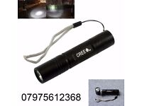 (1790) 1200Lm STRONG FRONT BIKE BICYCLE LED LIGHT TORCH 18650 Rechargeable BATTERY+CHARGER