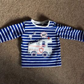 Blue Zoo long sleeved top