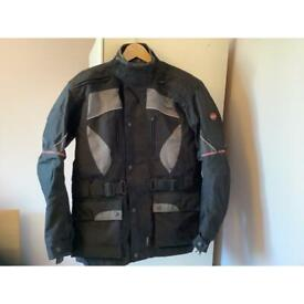 Motorcycle Jacket with goves