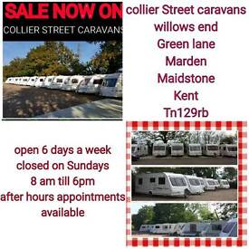 2 4 5 6 berths, fixedbeds & twinaxle caravans starting from £1,750 to £17,000