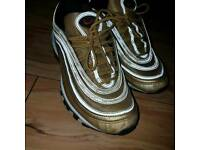 Mens Nike Air Max 97 Trainers UK Size 7