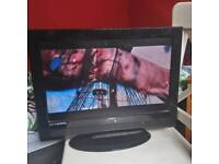 """19"""" HD Ready TV (720p) with built in dvd player"""