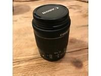 Canon Zoom Lens EFS 18-55mm ONO