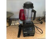 Black Vitamix Total Nutrition Centre (Blender)