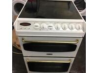 Tricity bendix electric cooker 55cm