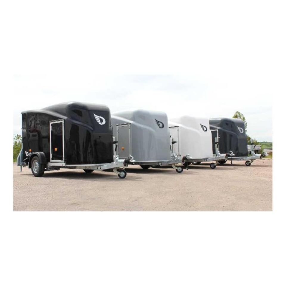Kofferanhänger Debon Cargo1300 +Seitentüre +Tempo100 NEU&SOFORT!! in Pirk
