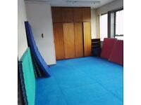 Room for hire boldon lane, south shields to let above martial arts gym commercial business property
