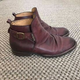 Russell & Bromley Mens Ankle Boots Size 41