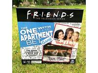 Friends - 'The One With The Apartment Bet Game' (Board game)