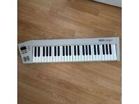 Quick shot Advanced midi keyboard controller