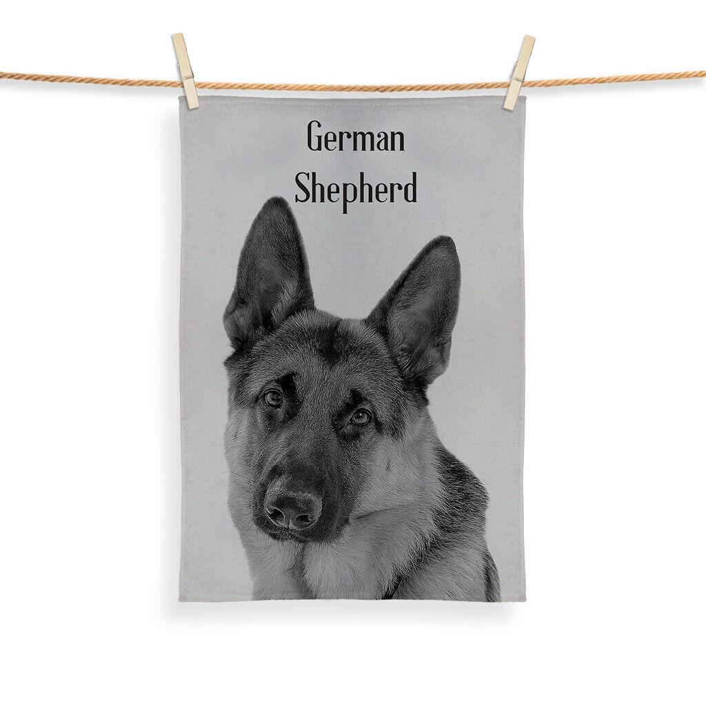 Berger allemand design - thé serviette