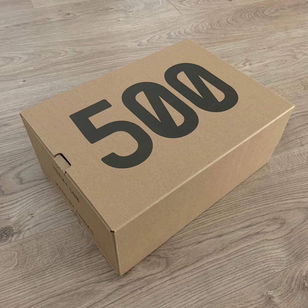 dcf20984f37dd Yeezy 500   43 1 3   Brand New