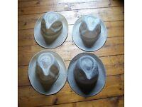 4 Brand New Morrocan Sun Hats