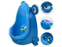 Costway UK Cute Training Potty for Boys with Funny Aiming Target