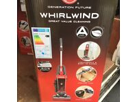 Hoover whirlwind X demo upright vacuum cleaner