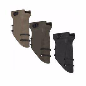 Valken VGS Weapon Gun Front Support Vertical Ergo Grip 20mm Picatinny Rails