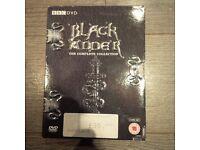 Blackadder Collection DVD's Boxset