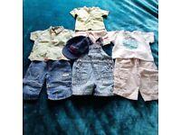 3-6 mths Lovely Bundle of Boys Clothes (some designer)