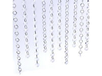 13M of crystal chain for craft, weddings or Christmas