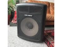 15 inch Bass Sub Speaker - Carlsbro Gamma