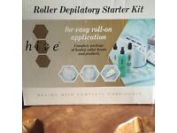 Hive roller Waxing set. Brand new.