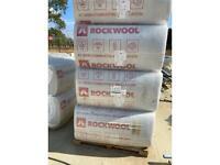 Rockwool slab insulation