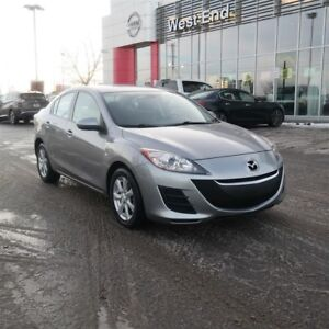 2010 Mazda MAZDA3 5 speed manual, Sun roof, Steering wheel contr