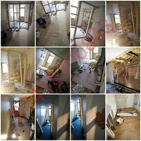 Builder, Extension,Lofts fitter, kitchen fitter, bathroom fitter, refurbishment, shopfitters,