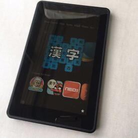 Amazon kindle fire 8GB