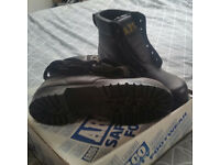 APC Mens steel toe cap boots for sale. Size 7 41 £20 No Offers.Brand new still in the box.