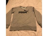 New without tags PUMA Top age 11/12