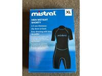 Wetsuit - Men's Shorty XL size