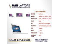 APPLE MACBOOK AIR 11 L2010,INTEL CORE2DUO @ 1.6Ghz,2 GB RAM,128GB SSD,GEFORCE 320M,MACOS HIGH-761