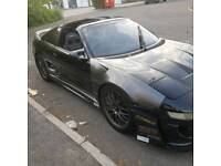 MR2 turbo highly modified 2.2 5sgte GT35R turbo big power Spares or repairs