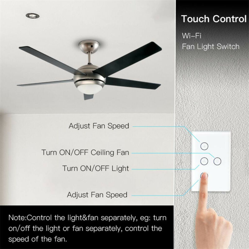 Ceiling Fan Remote Will Not Turn Off Light Shelly Lighting