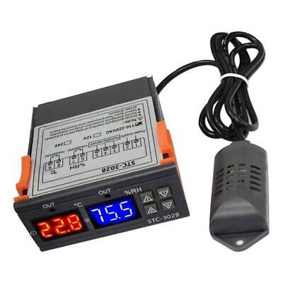 Temperature Controller Stc-3028 Digital Humidity Controller For Home 220v