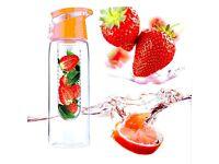 800ML Fruit Infuser Water Bottle