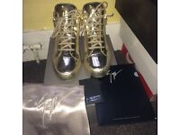 Limited edition zanotti trainers / Gucci / Louis Vuitton / Versace / Balmain / Burberry / Louboutin