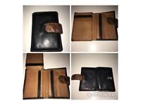 Mens Leather Wallet very good used condition millbrook oos