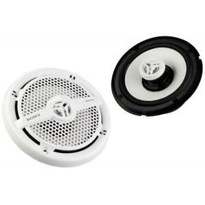 "Sony XS-MP1621 Marine 6.5"" (16cm) 2-Way Coaxial Speaker"