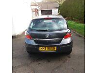 2010 Vauxhall Astra, 1.4l petrol, manual, 97600 miles