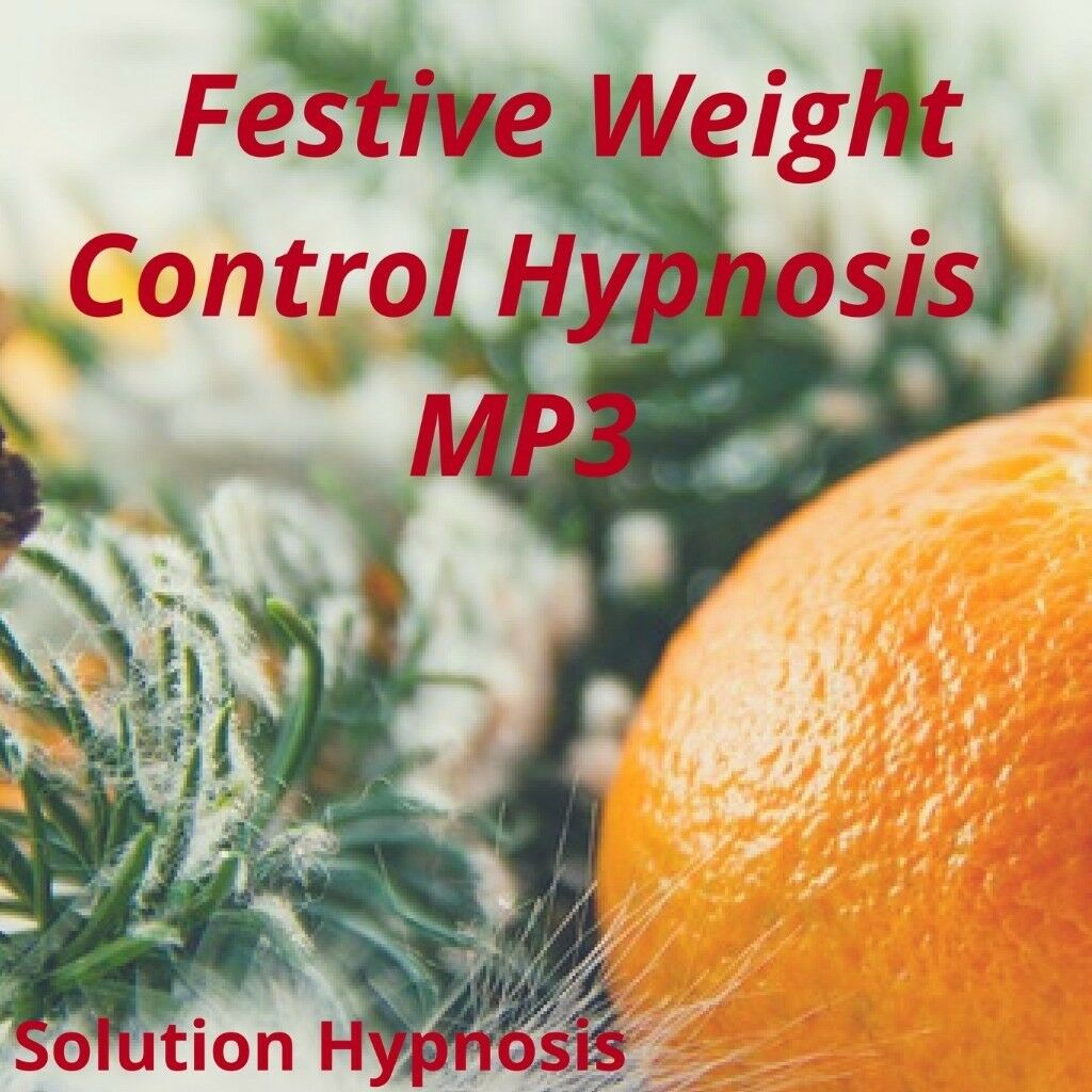 FREE Festive Weight Control Hypnosis Download