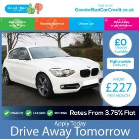 BMW 1 Series 116d Sport Sports Hatch 5dr (start/stop)