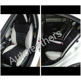 Minicab Leather Car Seat Covers for Toyota Prius Toyota Prius Plus Toyota Auris Honda Insight BMW