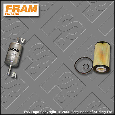 SERVICE KIT for VAUXHALL TIGRA 1.4 16V 19MA9235-> OIL FUEL FILTERS (2004-2009)