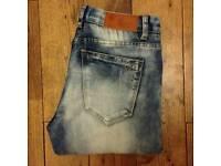 Cropped Skinny Jeans, W32